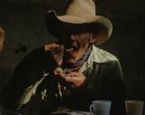 A real cowpoke