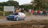 Rally Barbados 2009 - Steve Perez, Paul Spooner
