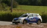 Rally Barbados 2009 - Rob Swann, Darren Garrod