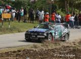 Rally Barbados 2009 - Jonathan Still, Heath Hazell