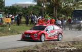 Rally Barbados 2009 - Paul Bird, Ian Windress