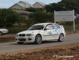 Rally Barbados 2009 - Martin Stockdale, Mark Swallow