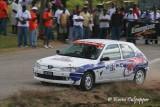 Rally Barbados 2009 - Sean Field/ Rayside