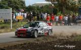Rally Barbados 2009 - Paul Bourne, Stuart Maloney