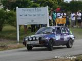 Rally Barbados 2009 - Gary Mendes,