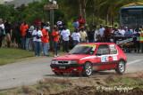 Rally Barbados 2009 - David Brewster, Rashid Phillips