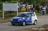 Rally Barbados 2009 - Fabien Clarke, Pierre Lashley