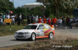 Rally Barbados 2009 - Trevor Manning, Derek Edwards