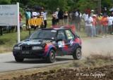 Rally Barbados 2009 - Danny Williams, Reuben Nelson