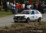 Rally Barbados 2009 - George Gabriel, Leslie Evanson
