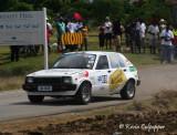 Rally Barbados 2009 - Allan Maynard,