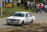 Rally Barbados 2009 - Wayne Archer, Angelique Bjerkhamn