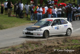 Rally Barbados 2009 - Ron Greaves, Dwain Carter