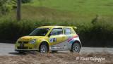 Rally Barbados 2009 - Ian Warren, Robert Warren