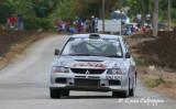 Rally Barbados 2009 - John Powell, Michael March