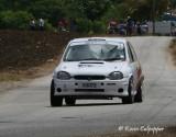 Rally Barbados 2009 - James Betts, Josh Delmas