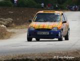 Rally Barbados 2009 - Kenny Hall, Fenny Wesselink