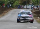 Rally Barbados 2009 - Edward Corbin, Rodney Clarke