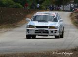 Rally Barbados 2009 - Michael Worme, Brian Gibson