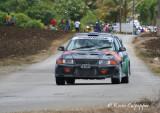 Rally Barbados 2009 - Kirk Watkins, Ryan Corbin
