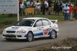Rally Barbados 2009 - George Anderson, John Millar