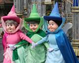 Three Fairy Godmothers