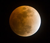 Lunar Eclipse Total Phase - February 20, 2008
