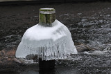 Ice bell, River Gudenaaen 01