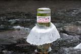 Ice bell, River Gudenaaen 02