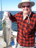 2010  Spring Trophy Striper Season