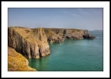 Pembs coastline