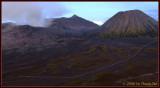 Tengger caldera in the morning