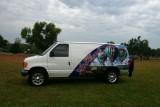 The Air Hawk van