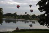 Reflections in Lake Shawnee