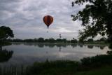 Reflections in Lake Shawnee #2