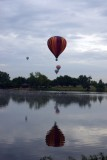Reflections in Lake Shawnee #3