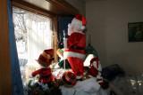 More Santa and friends
