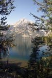 Grand Teton over Jenny Lake #2