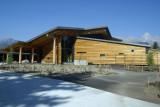 New Craig Thomas Visitor Center