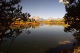 Mt. Moron reflection, Oxbow Bend #4