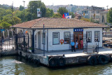 Eyüp boat stop