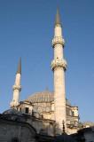 minarets of the Eyüp Mosque