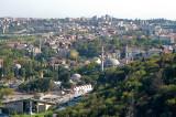 Eyüp Mosque seen from Pierre Loti