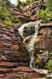 Hays Creek Falls (HDR)