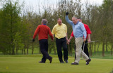 Cliff Triumphs - an Ashbourne Team Triumph with Brian !