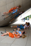 Big Bean Reflections Chicago