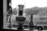 August 6: window glass