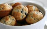jeremy's blueberry muffins