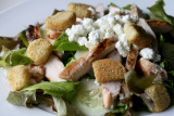 chicken salad with goat cheese