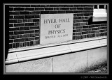 Hyer Hall of Physics